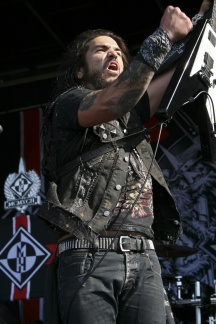 Robb Flynn of Machine Head