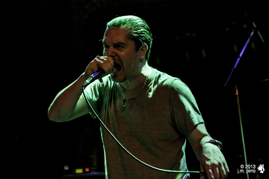 Mike Patton brings his scowl and scream