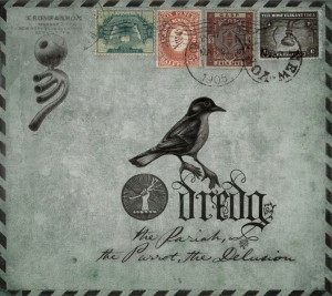 "I hope Dredg aren't trying to say that they ""mailed it in."""