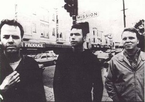 Jawbreaker in their natural environment:  the Mission District
