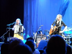 Show Review: Brandi Carlile and Katie Herzig at The Fillmore, 10/20/09