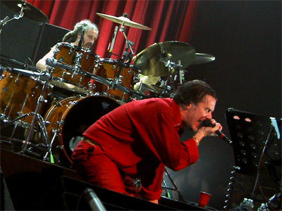 Mike and Mike of Faith No More