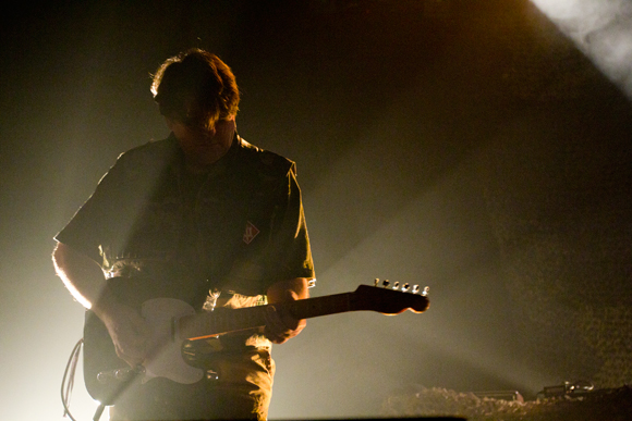 Will Sergeant, guitarist of Echo & the Bunnymen