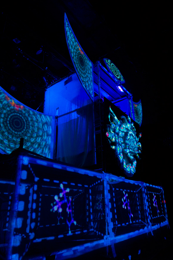 The arrival of the Shpongletron