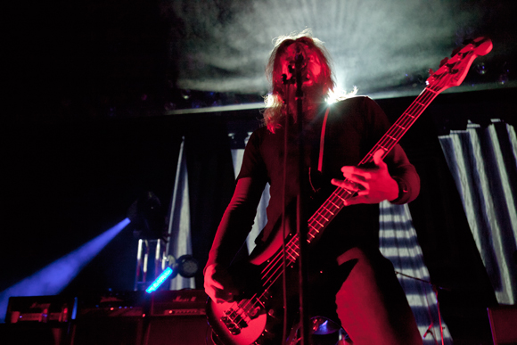 Troy Sanders of Mastodon