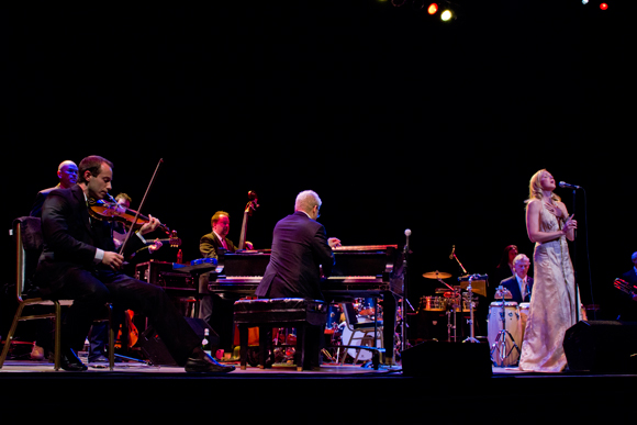 Pink Martini in full form