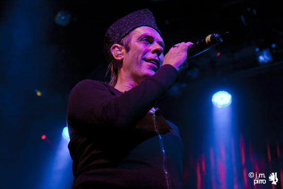 Peter Murphy at the Fillmore