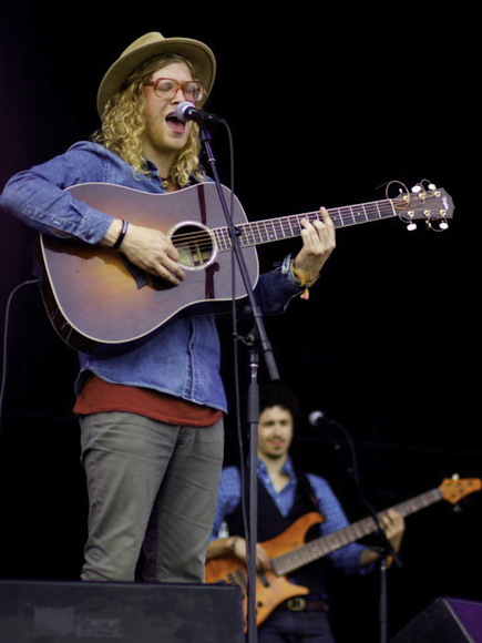 Allen Stone (photo by Diana Cordero)