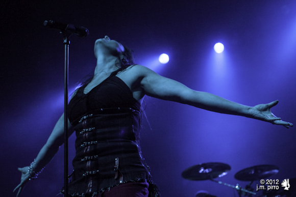Floor Jansen, new vocalist of Nightwish