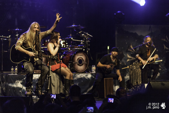Nightwish take a moment to slow things down