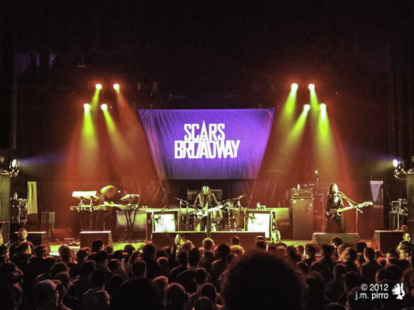 Scars On Broadway, headed by Daron Malakian