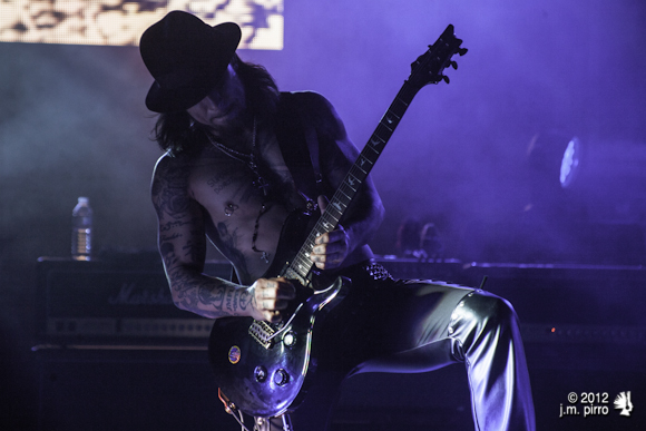 Dave Navarro of Jane's Addiction