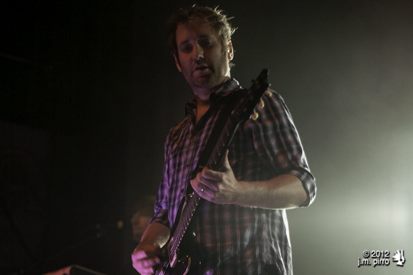 Dave Knudson of Minus The Bear