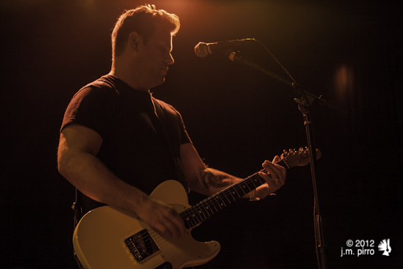 Jason Reece of ...And You Will Know Us By The Trail Of Dead
