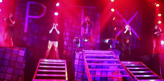 """PTX"" takes the stage"