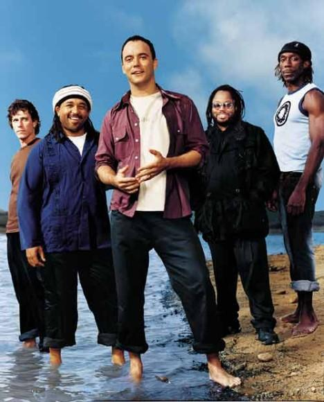 The only time a Dave Matthews Band picture will be featured in a Noise Pop Preview