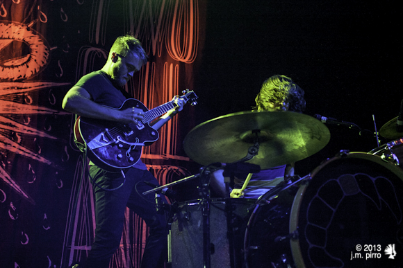 Adam Stephens and Tyson Vogel of Two Gallants