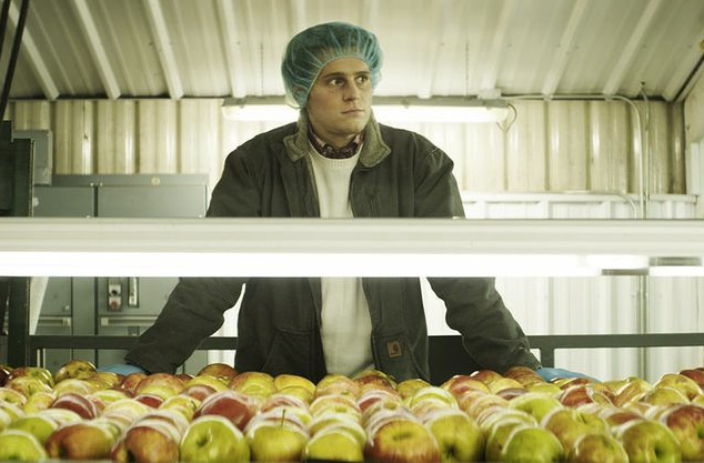 Jonathan Groff is a sour apple in C.O.G.