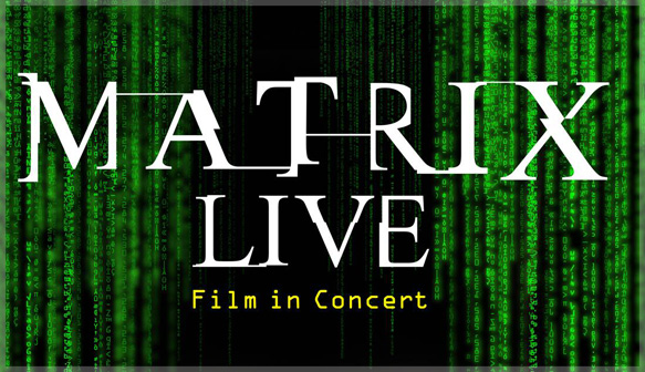 The Matix Live as performed by The San Francisco Symphony