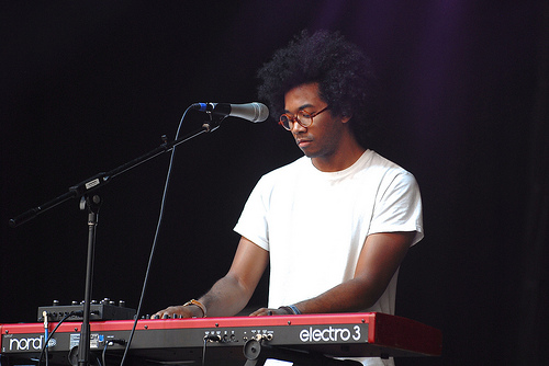 Toro Y Moi at First City Festival
