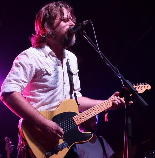 MInus the Bear's frontman Jake Snider