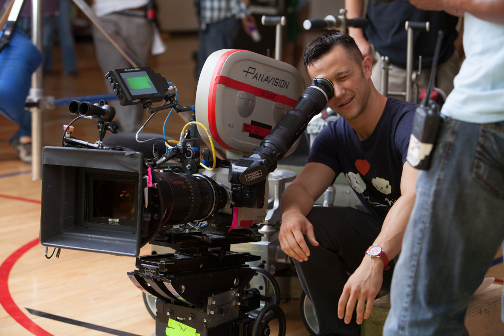 Joseph Gordon-Levitt directing for the first time.
