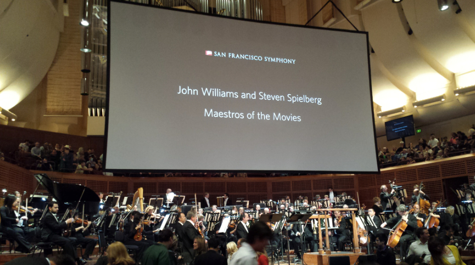 'Maestros of the Movies' at Davies Symphony Hall