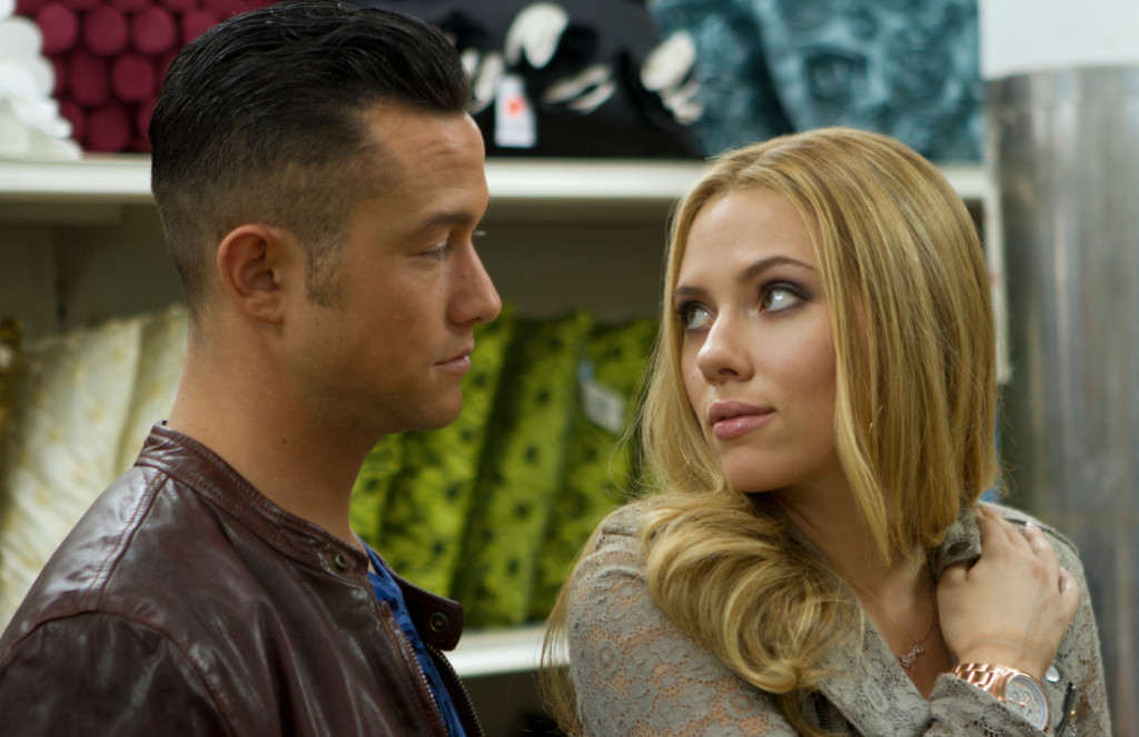 Do Joseph Gordon-Levitt and Scarlett Johansson see eye to eye in 'Don Jon'?