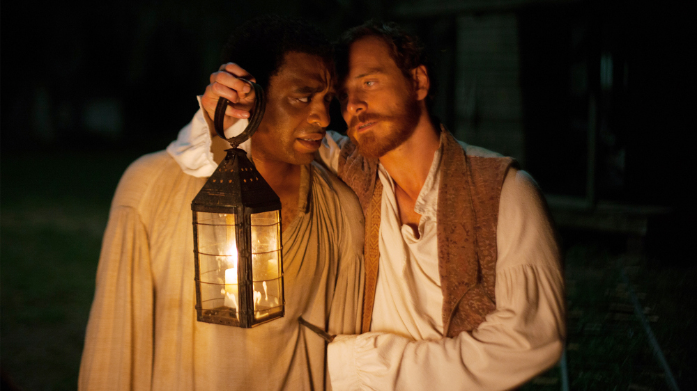 """12 Years A Slave"" captures a personal, intimate, fear."