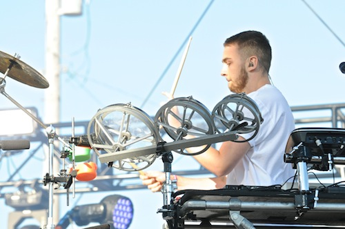 Disclosure at Treasure Island Music Festival