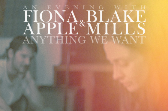 Fiona Apple & Blake Mills played anything they wanted at Zellerbach Hall