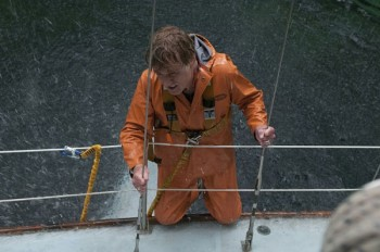 Robert Refdord struggles against the elements in All is Lost.