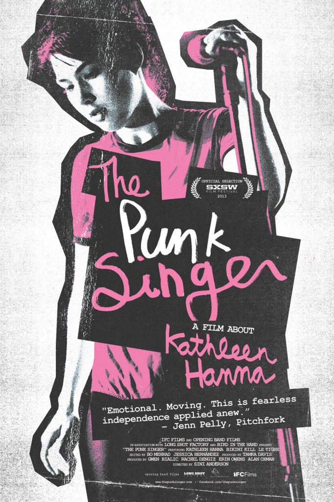 Interview With :    Director Sini Anderson of 'The Punk Singer'