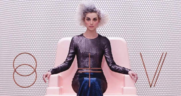 St. Vincent Birth in Reverse 2014