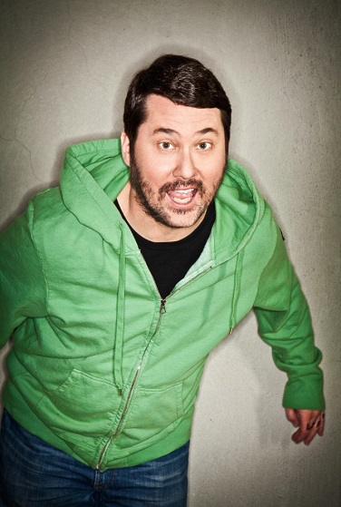Doug Benson.  My favorite shit-talker.