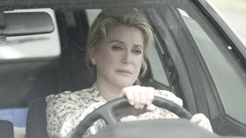 Catherine Deneuve's Bettie tries to drive away from all her problems.