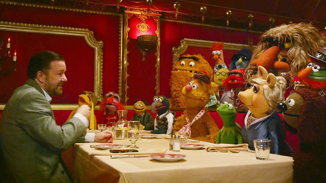 The Muppets make a deal.