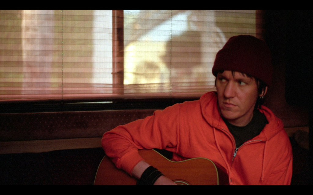 Elliott Smith, the subject of Nickolas Rossi's HEAVEN ADORES YOU