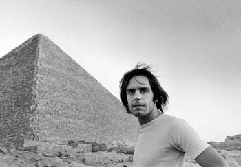 Which is the greater wonder - Bob Weir or the pyramids?