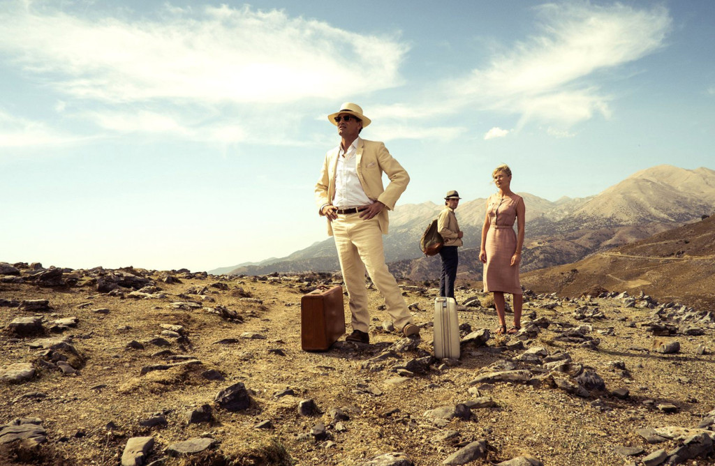 Viggo Mortensen, Oscar Isaac, and Kirsten Dunst in Hossein Amini's THE TWO FACES OF JANUARY
