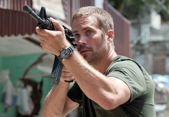 Paul Walker (RIP) is a bright spot in his disappointing second-to-last outing.