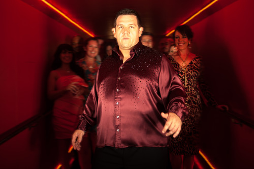 Nick Frost stars in the Nick Frost vehicle, Cuban Fury