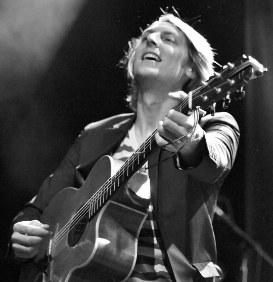 Eric Hutchinson brings Pure Fiction to the Fillmore