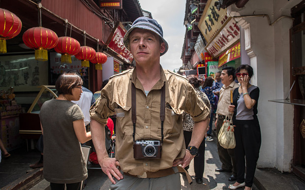 Hector (Simon Pegg) tries to find happiness in China... will he succeed!?