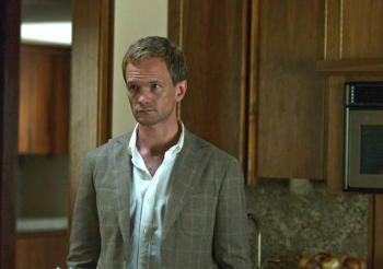 Neil Patrick Harris is especially creepy as Desi Collings, the ex-boyfriend of the Gone Girl.