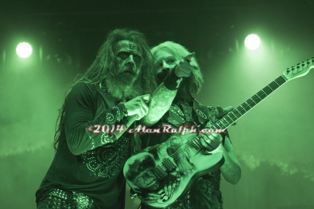 Rob Zombie and John 5 want YOU to come back to Aftershock 2015!