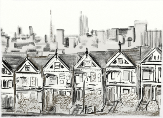 A San Francisco Sketch