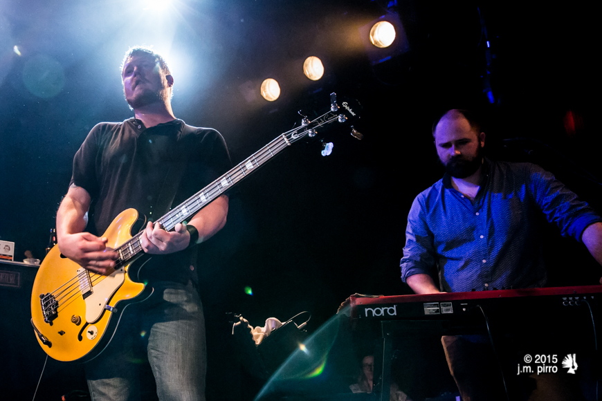 Matt Armstrong and David Fountain of Murder By Death