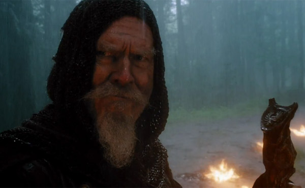 """Go away, or I shall taunt you a second time!"" - Jeff Bridges in Seventh Son"