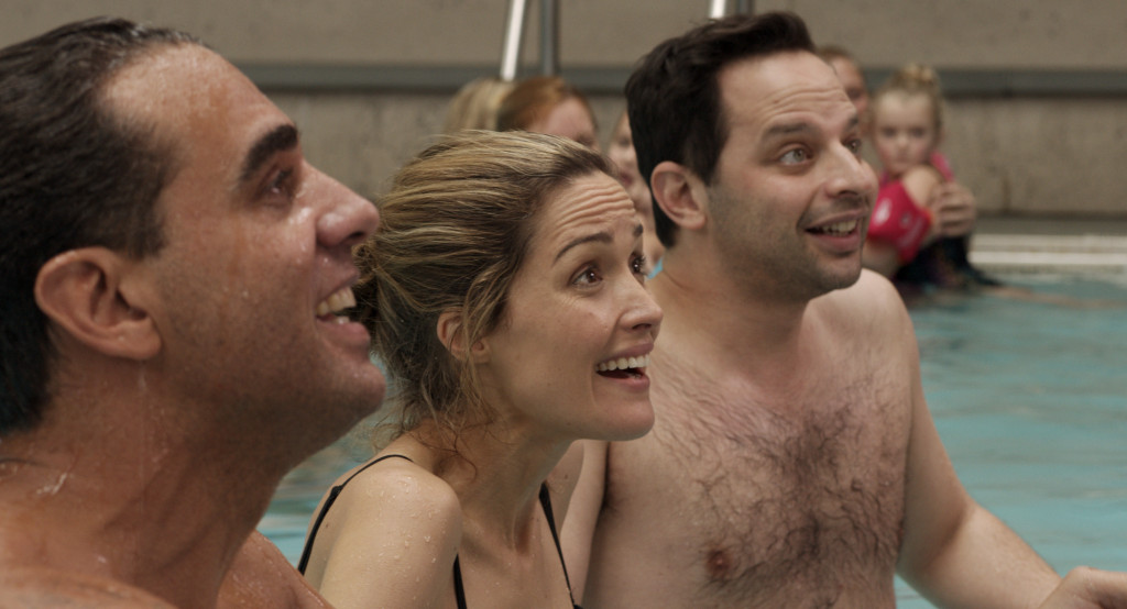 Bobby Cannavale, Rose Byrne, and Nick Kroll are 'Adult Beginners'